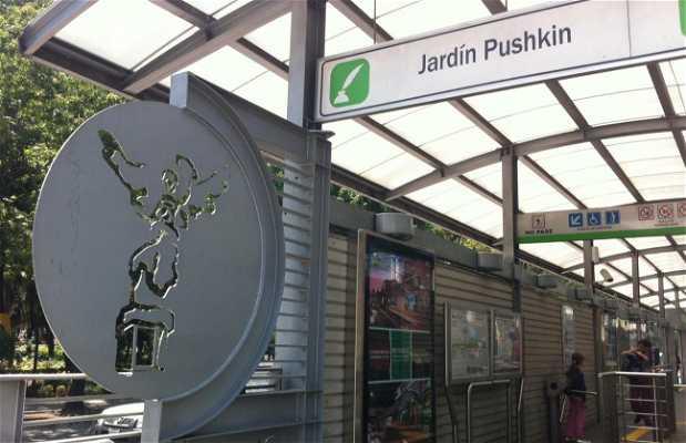 Jardín Pushkin