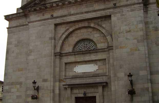 Concatedral o Iglesia de Santa María