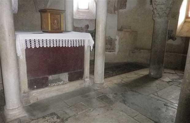 Cripta dei santi Eleuterio e Ponziano