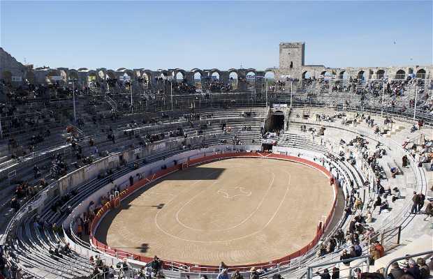 Las Arenas de Arles