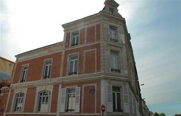 La casa de Julio Verne