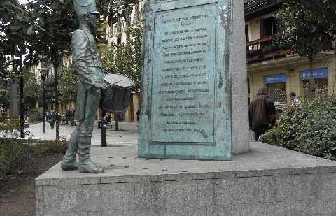 Monumento al Tamborrero