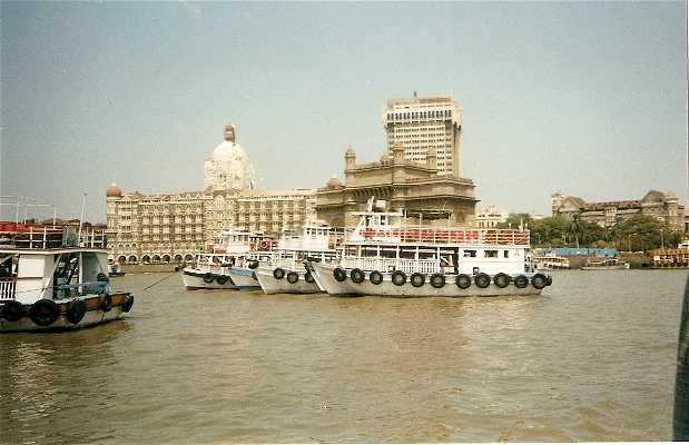 Passeio marítimo de Bombay