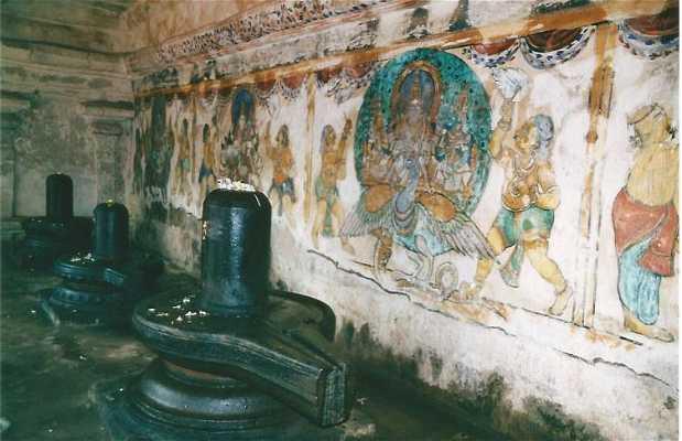 Galerias en Brihadishvara Temple