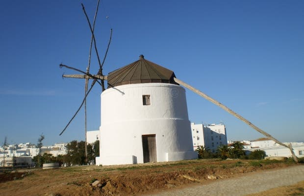 The mills of Vejer de la Frontera