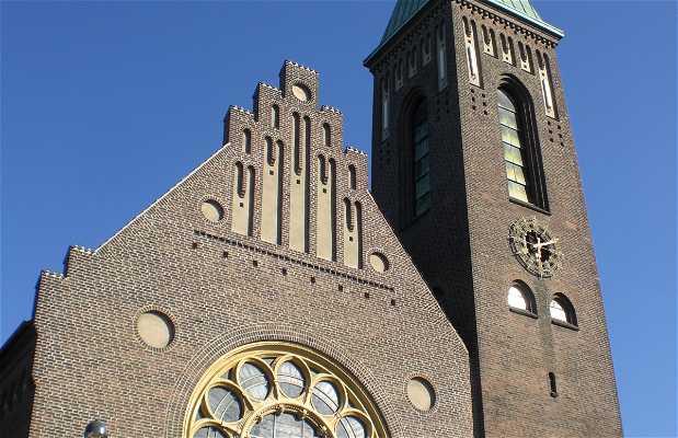Iglesia de Suecia