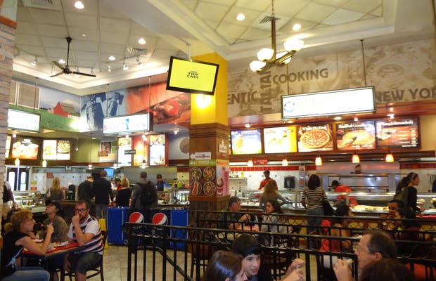 Times Square Food Court