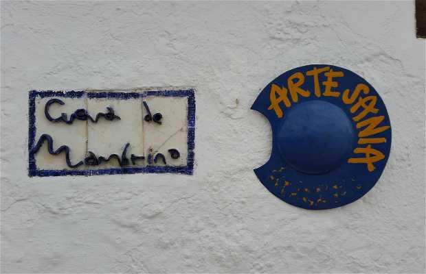 Artesanía Cueva Mambrino