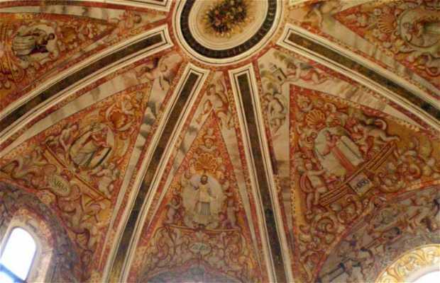 Crypte de Notre Dame de la Soterraña