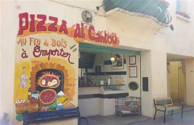 Pizaa Al Cantou