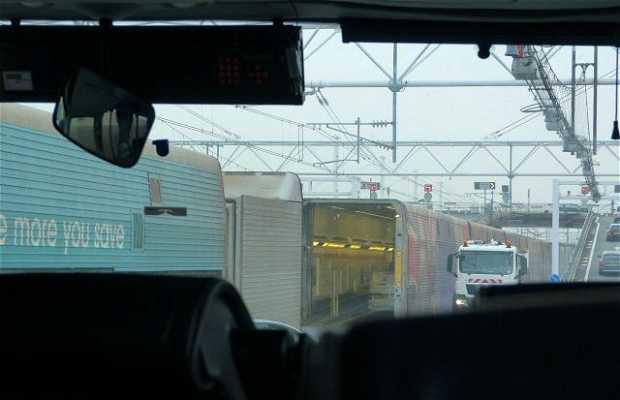 Eurotúnel Estación Coquelles