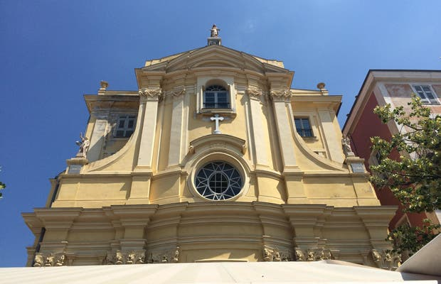 Eglise de la Miséricorde Nice