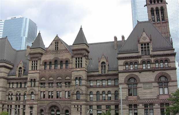 Hôtel de ville de Toronto