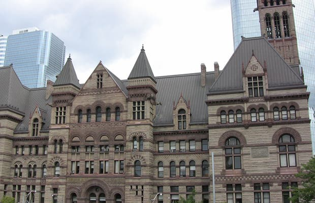 Municipio di Toronto