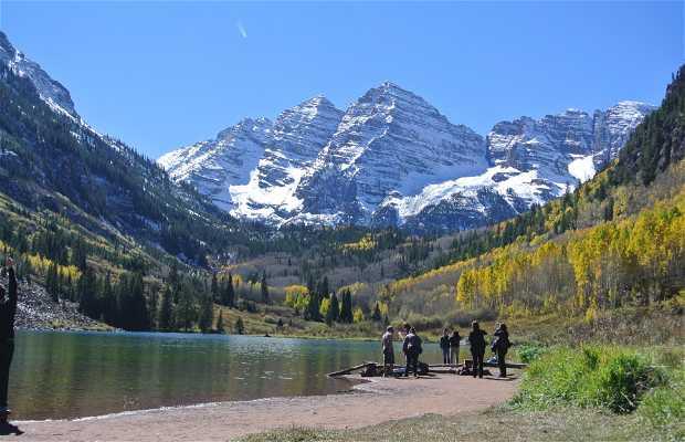 Montañas de Aspen