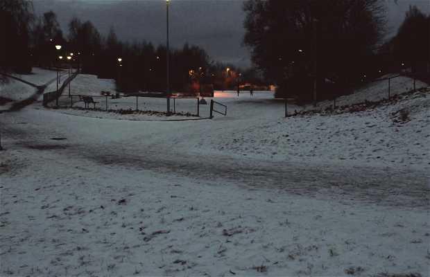 Torshovdalen park