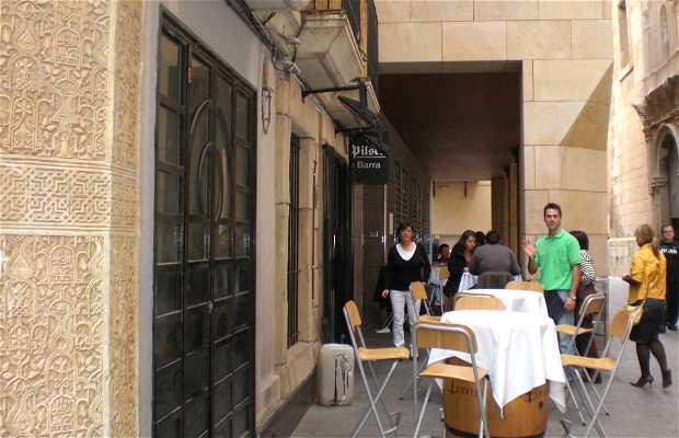 Restaurant Pilsen Barra