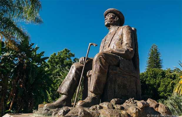 Estátua de Hosea Kutako