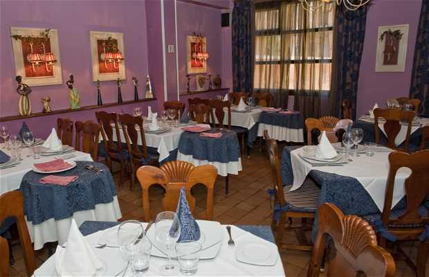 La Perla de Castilla Restaurant