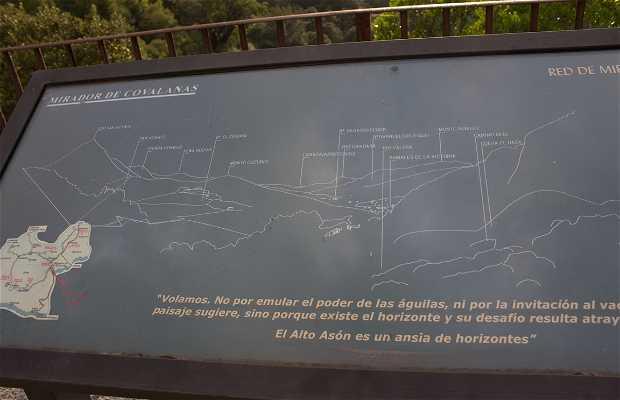 Mirador de Covalanas
