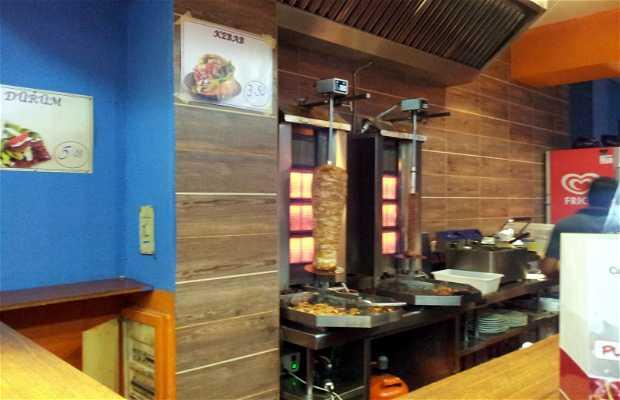 Restaurante Punjab