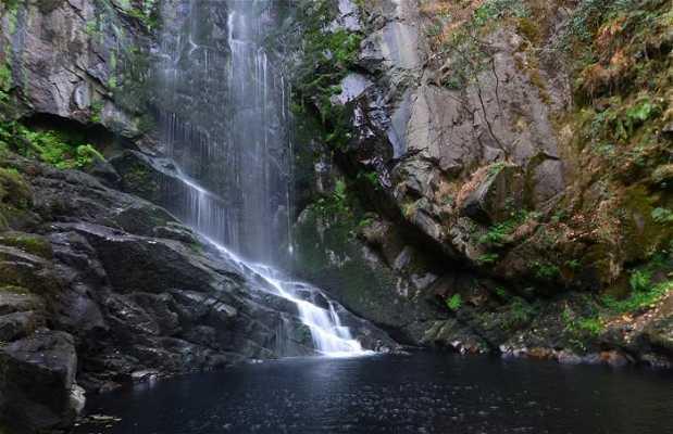 Cascada de Augacaída