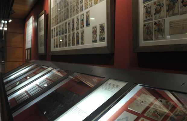 Card museum