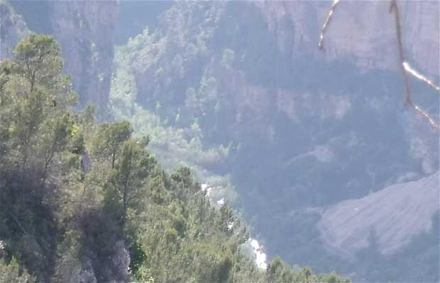 Mirador de los Cañones del río Júcar