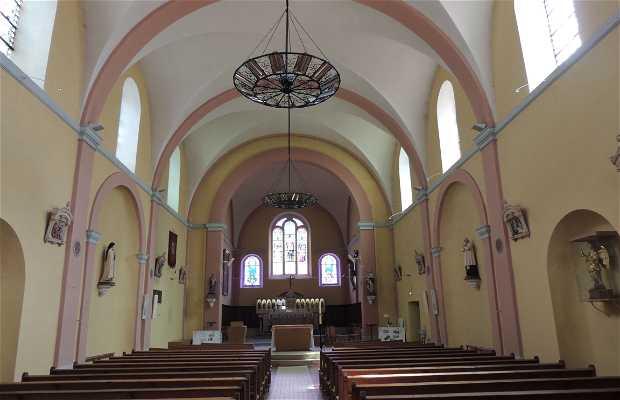 Iglesia de Les Marches