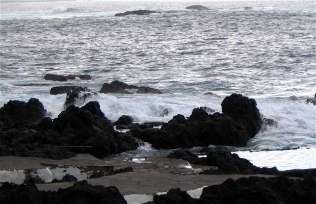 Piscines naturelles de Garachico
