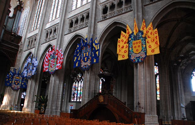 Sainte croix inside a orl ans 1 opinioni e 11 foto for I nobili infissi opinioni