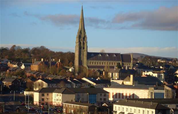 Bogside district