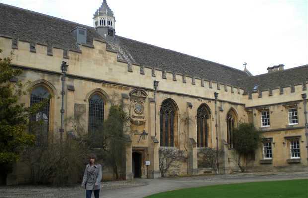 St. John's College da Universidade de Oxford