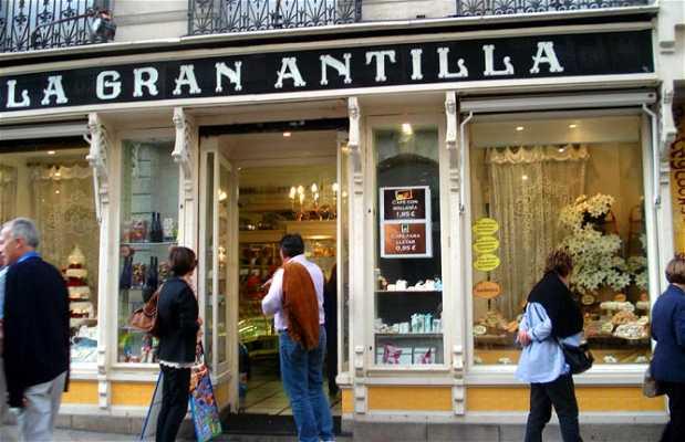 """Pastelería-Café """"La Gran Antilla"""""""