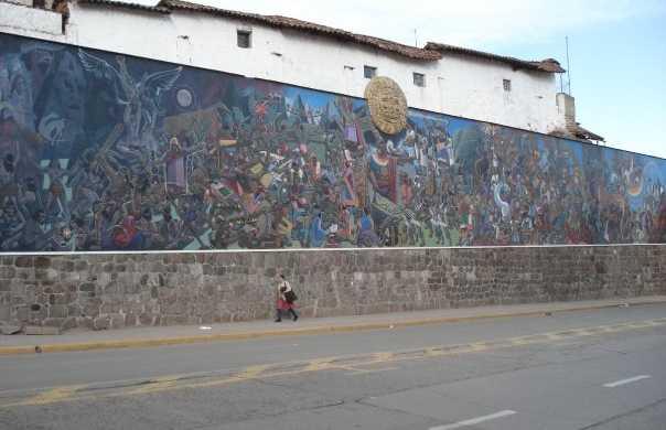 Fresco de Juan Bravo