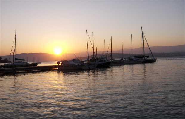 Ilha Sainte-Marguerite