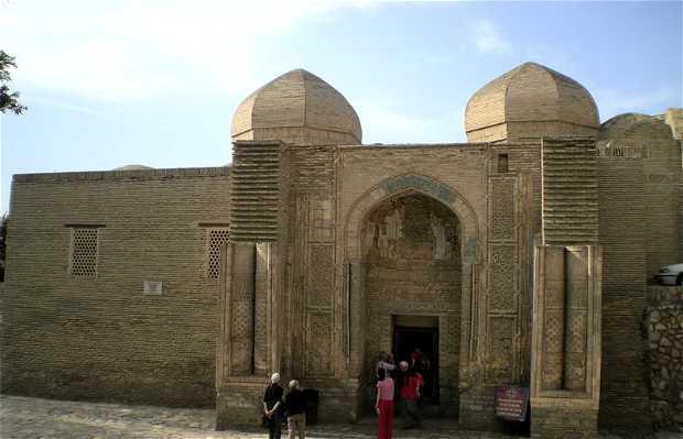 Mezquita de Magoki-Attari