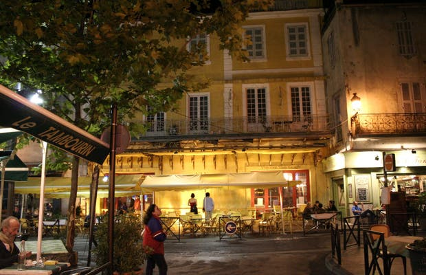 Le Café Van Gogh - Restaurant Arles