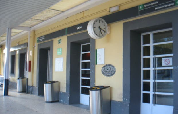 Salou Railway Station