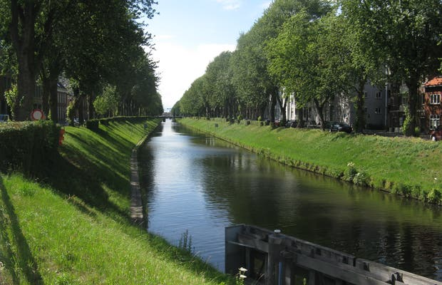Channels of Den Bosch