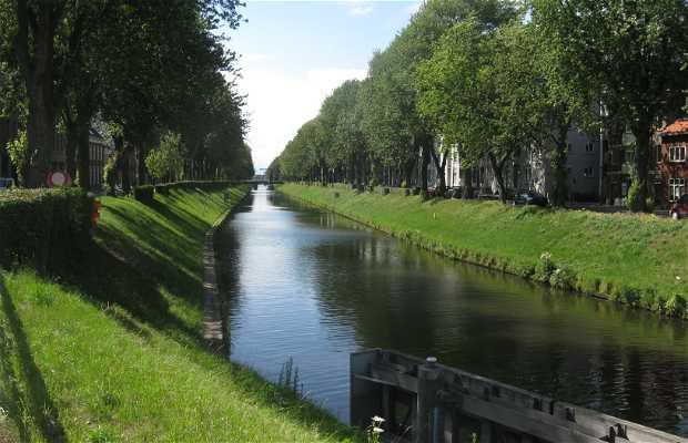 Los canales de Den Bosch