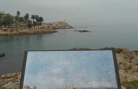 Les peintures du bord de mer