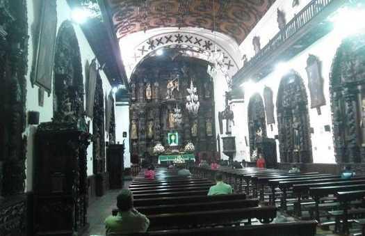 Fransiscan Church a Tercera