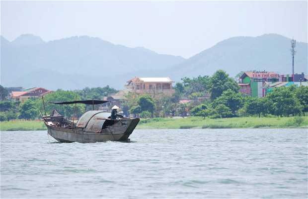 Río Perfume en Hue