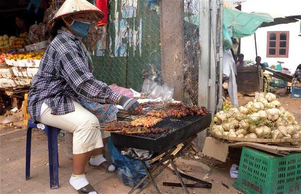 Mercado de Vientiane