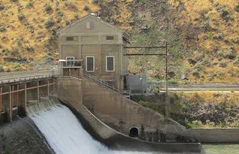 Boise River Diversion Dam