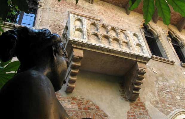 La casa de Julieta