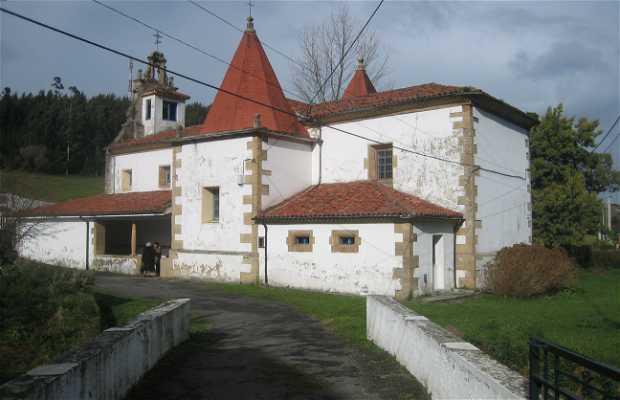 Iglesia de San Miguel de Quiloño