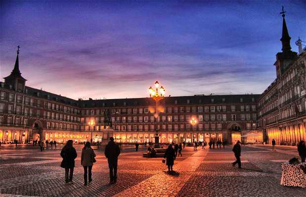 Plaza Mayor of Madrid