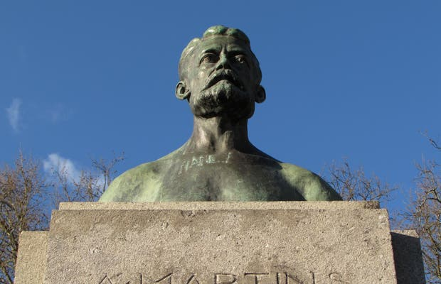 Busto de Martins Sarmento